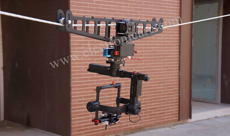 <b> Ronin Cable Cam V.2 </b>