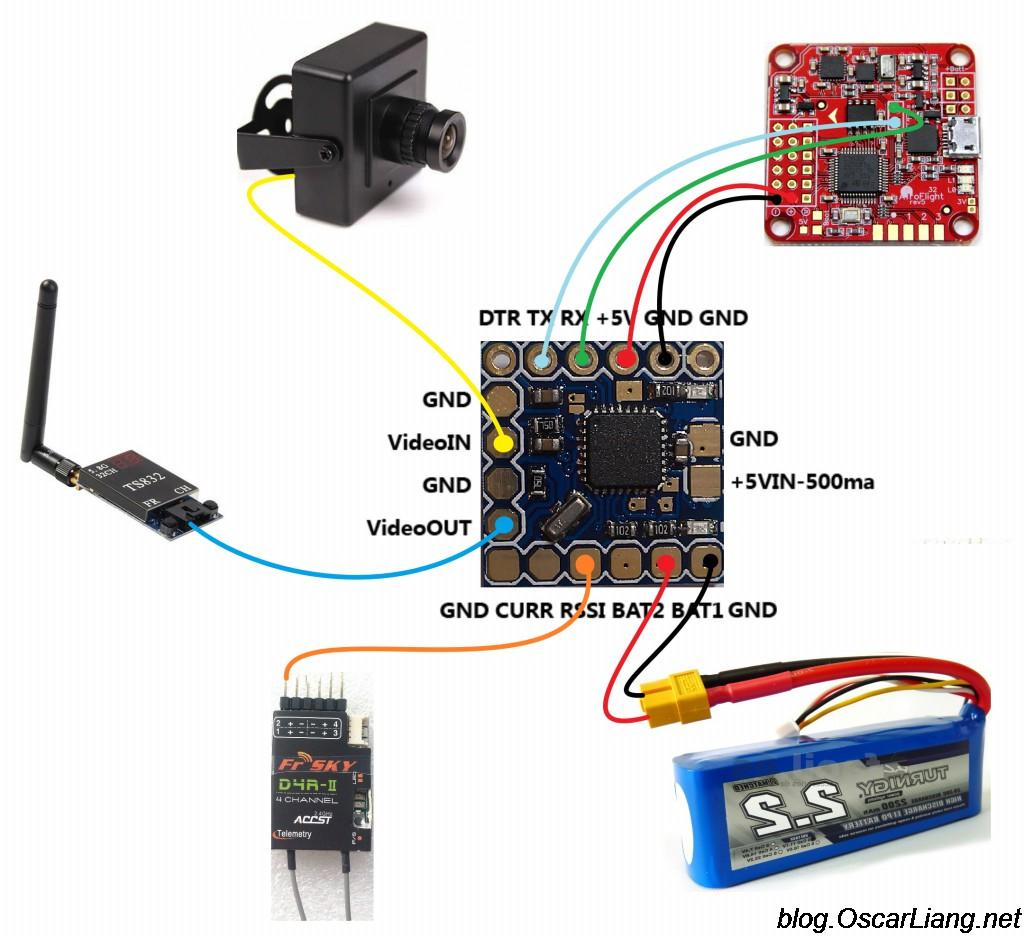 Ardupilot Diydrone Uavs Minim Osd Micro Clone Multiwii Flight Controller Wiring Diagram