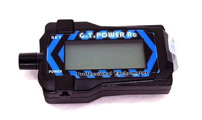 Multi-Blade Micro Tachometer G.T. Power