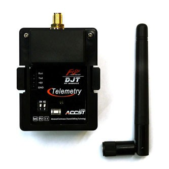 FrSky transmitter DJT 2.4Ghz module for JR