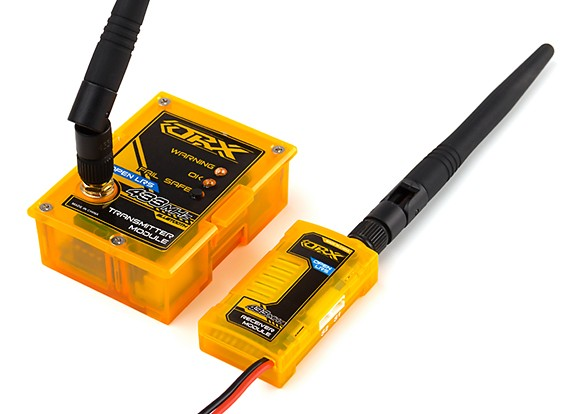 Orange RX OpenLRSng 433MHz TX Module and Receiver Combo w/Blueto ORX  LRSng433