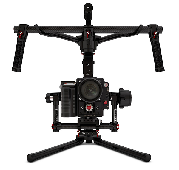<b>Ronin</b> DJI handheld gimbal system with Case
